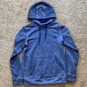Women's climawarm adidas hoodie